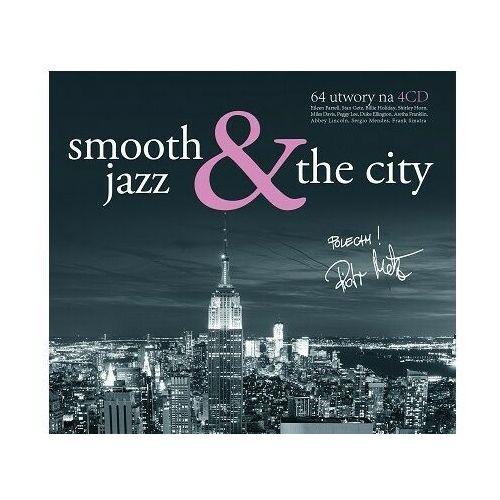 Mymusic Różni wykonawcy - cd smooth jazz & the city 4cd