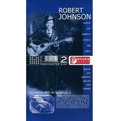 ROBERT JOHNSON - Blues Archive (2CD), 4011222220592