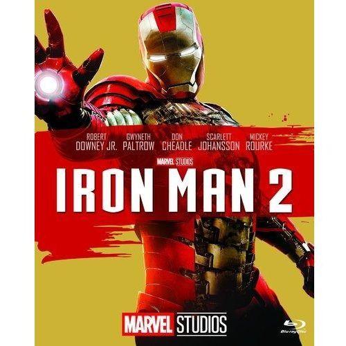 Jon favreau Iron man 2 (bd) kolekcja marvel (płyta bluray) (7321942502210)