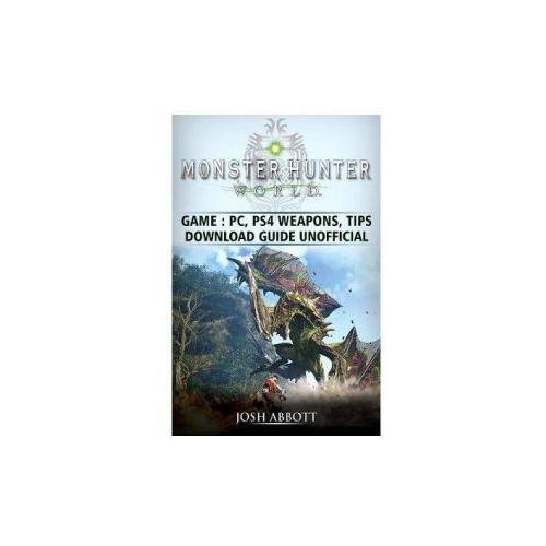 MONSTER HUNTER WORLD GAME, PC, PS4, WEAP