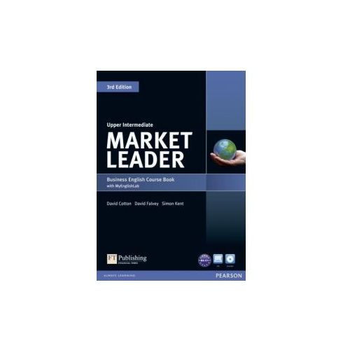 Market Leader Upper Intermediate. Podręcznik + DVD + MyEnglishLab