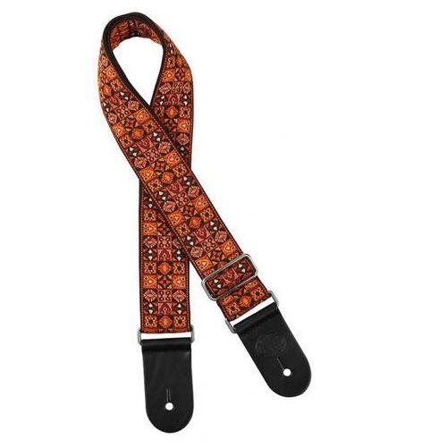 Gaucho GST-186 OR Traditional Orange Mosaic pasek do gitary