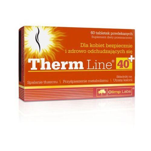 OLIMP Therm Line 40+, 60 tabletek, produkt z kategorii- Tabletki na odchudzanie