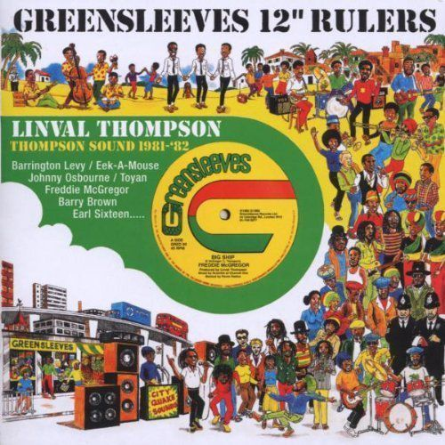 "Greensleeves Thomas, linval - 12"" rulers - 1981-82"
