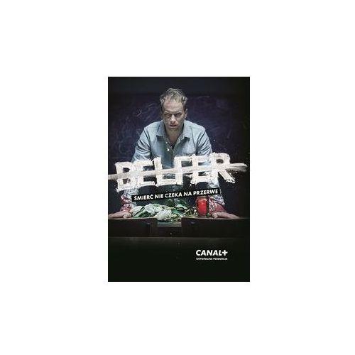 Belfer sezon 1. Darmowy odbiór w niemal 100 księgarniach!