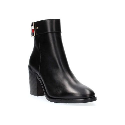 Low boots fw0fw04488 corporate bootie, Tommy hilfiger, 36-40