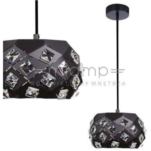 Lampa wisząca CANDELLUX 31-57785 Delphi Czarny + DARMOWY TRANSPORT!, kolor Czarny
