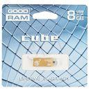 Produkt z kategorii- pendrive - PENDRIVE GOODRAM CUBE 8GB GOLD RETAIL9