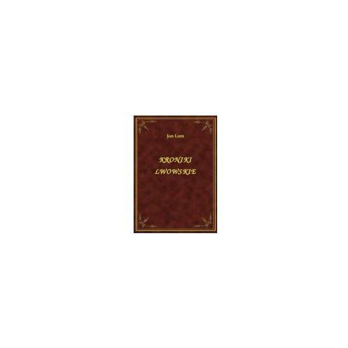 Kroniki Lwowskie (9788328436923)
