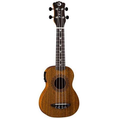 uke vintage s el - ukulele sopranowe marki Luna
