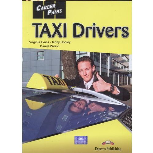 Career Paths Taxi Drivers Student's Book (9781471512025)