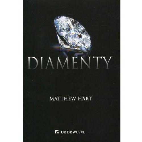 Diamenty - Matthew Hart, oprawa twarda