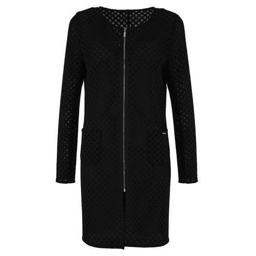Płaszcz z piankowej siateczki (kolor: czarny, rozmiar: 44) marki Vito vergelis