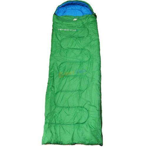 Śpiwór kołdra z kapturem Weekend Plus 4F - produkt dostępny w SPORT-SHOP.PL