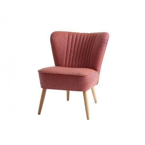 Fotel HARRY, nordic pink, naturalny, AC070HARR-NO05 (11460724)