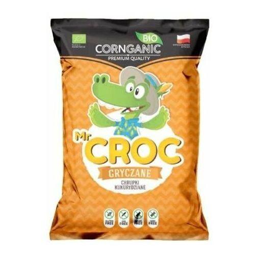 Chrupki kukurydziano-gryczane bio 54g - cornganic marki 115cornganic