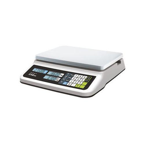 Waga elektroniczna Cas PR-II (PR-II 15B RS, płaska z RS-232)