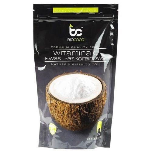 Bjococo Witamina C (kwas L-askorbinowy) - 500 g (5907694978200)