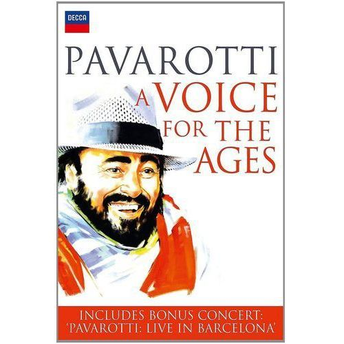 Universal music / decca A voice for the ages - luciano pavarotti (płyta dvd) (0044007438671)
