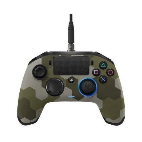 Kontroler BIG BEN Nacon Revolution Controller Camo Zielony do PS4 (3499550359497)