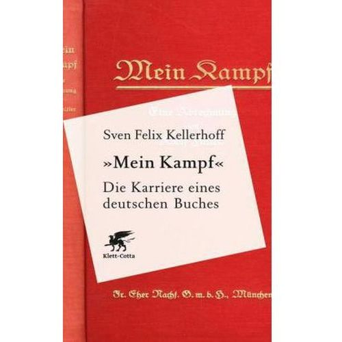 """""""Mein Kampf"""" - Die Karriere eines deutschen Buches (9783608948950)"""