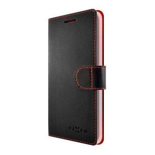 Fixed Etui na telefon Huawei Y5 (2017)/ Y6 (2017), czarne (8591680074310)