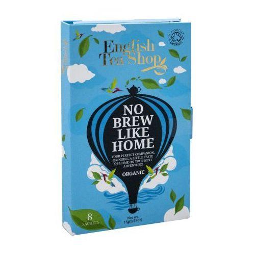 English tea shop Ets zestaw podróżnika 8 saszetek niebieski