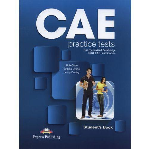 CAE Practice Test SB, oprawa miękka
