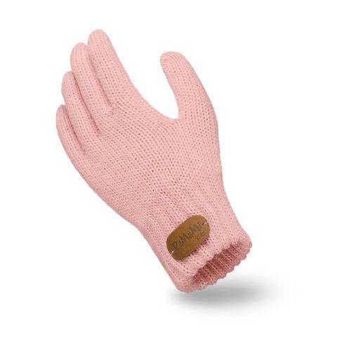 Pamami Rękawiczki dziecięce - pudrowy róż