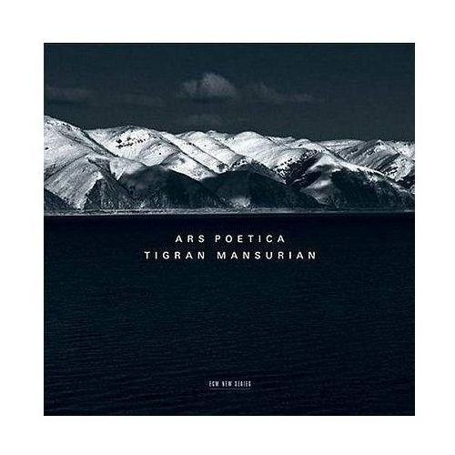 Universal music / ecm Ars poetica - armenian chamber choir - tigran mansurian (płyta cd)
