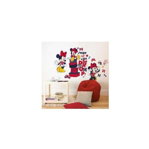 Naklejka ścienna Sticker large Mickey - 70-184