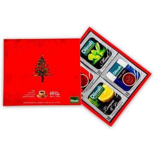 Herbata christmas gift - 40 torebek marki Dilmah