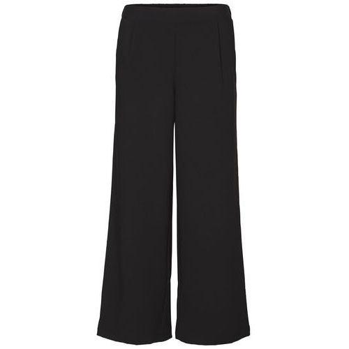 Vero Moda VMCOCO STELLA WIDE PANTS Spodnie materiałowe black, 10193402