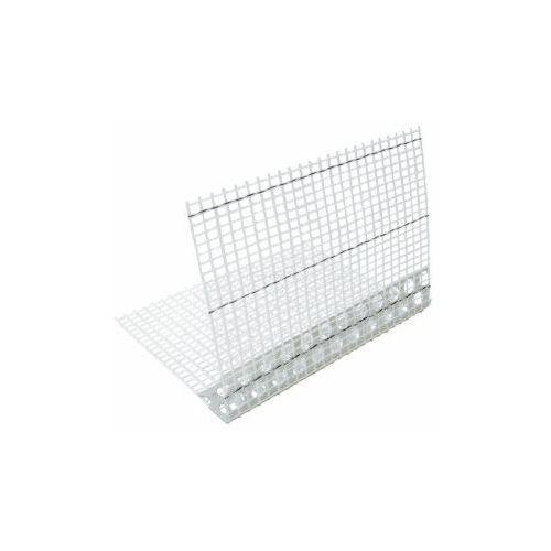 Narożnik aluminiowy z siatką 2.5m - oferta [055f632a1525a333]