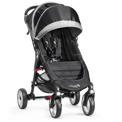 Baby jogger Wózek city mini single 4w black/gray + darmowy transport!