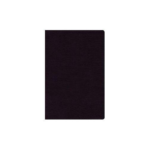 NKJV, Cultural Backgrounds Study Bible, Bonded Leather, Black, Indexed, Red Letter Edition
