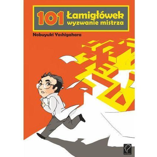 101 Łamigłówek wyzwanie mistrza, Nobuyuki Yoshigahara