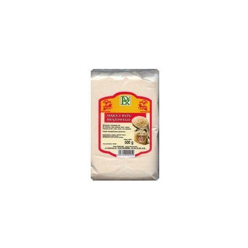 Mąka z ryżu brązowego 500g - Radix, 1145