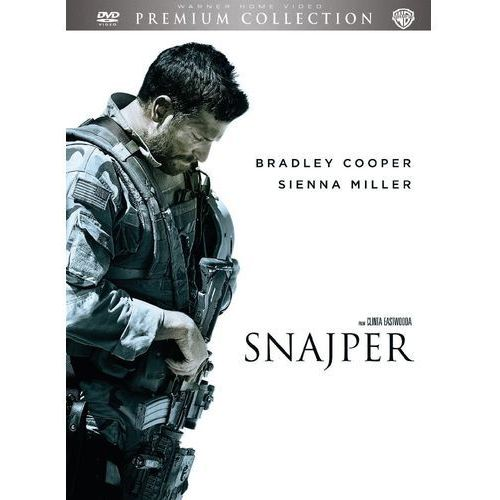 Snajper (Premium Collection) (DVD) - Clint Eastwood DARMOWA DOSTAWA KIOSK RUCHU (7321910336731)