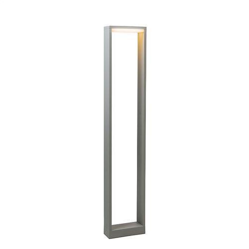 Lampa zewnętrzna Frame 80 LED srebrno szara