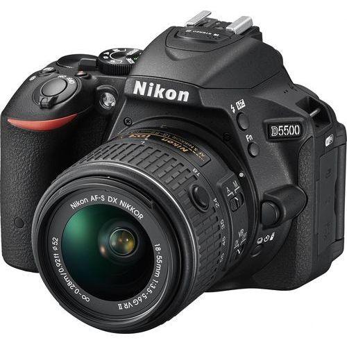 D5500 marki Nikon - lustrzanka cyfrowa