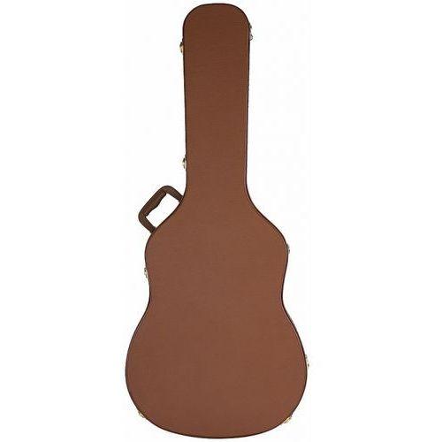 Rockcase RC 10609 BR/SB futerał do gitary akustycznej typu Folk, brązowy