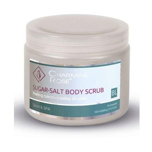 sugar-salt body scrub peeling cukrowo-solny do ciała (p-gh0410) marki Charmine rose