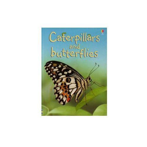 Caterpillars And Butterflies, oprawa twarda