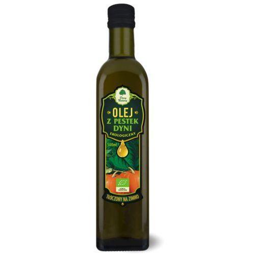 Dary natury - test Olej z pestek dyni bio 500 ml - dary natury