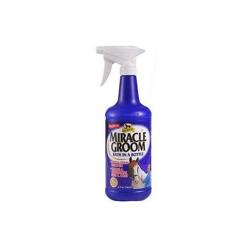 Absorbine Miracle Groom 946ml spray + GRATISY - produkt dostępny w e-PetShop.pl