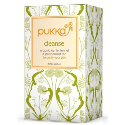 Herbata cleanse - , 20 saszetek marki Pukka