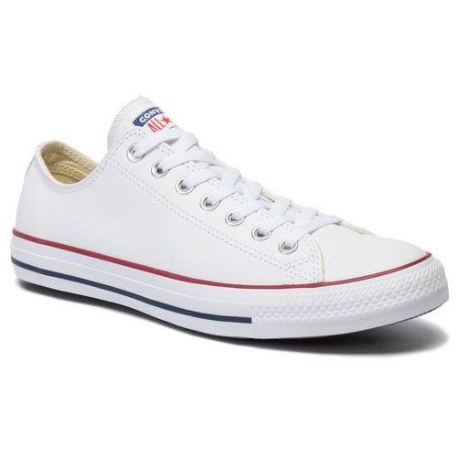 Trampki - ct ox 132173c white, Converse, 36-46