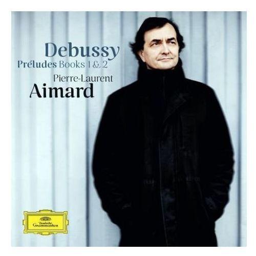 Debussy:preludes books 1&2 - pierre-laurent aimard (płyta cd) marki Universal music / deutsche grammophon