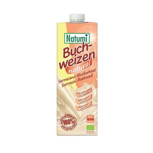 1l napój gryczany naturalny niesłodzony bio marki Natumi